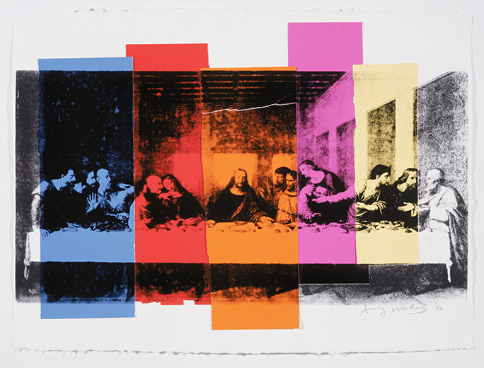 The Last Supper 1986 Andy Warhol