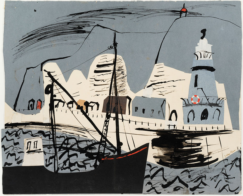 New John Piper exhibition at Tate Liverpool