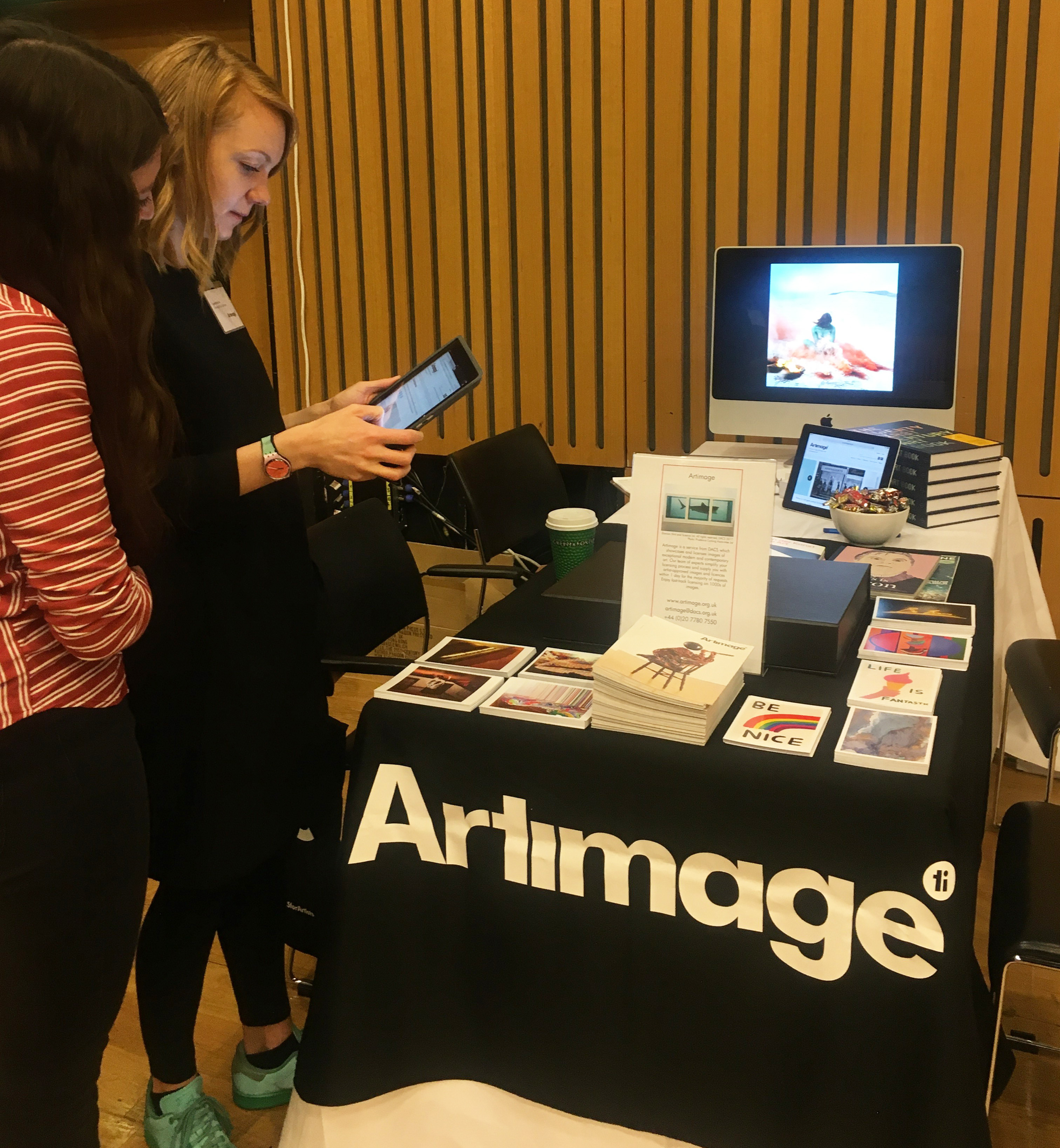 Catch up with Artimage at Fotofringe London 2018