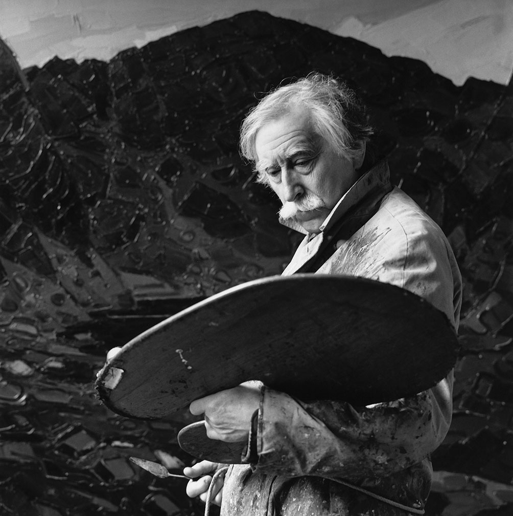 Intimate portraiture & the centennial of Kyffin Williams RA