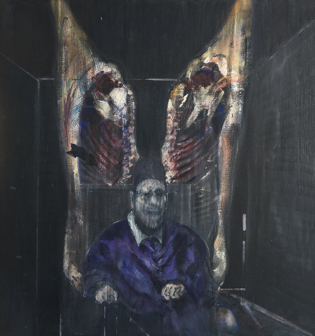 Figure With Meat 1954 Francis Bacon The Estate Of Francis Bacon All Rights Reserved DACS 2015 Photo Prudence Cuming Associates Ltd