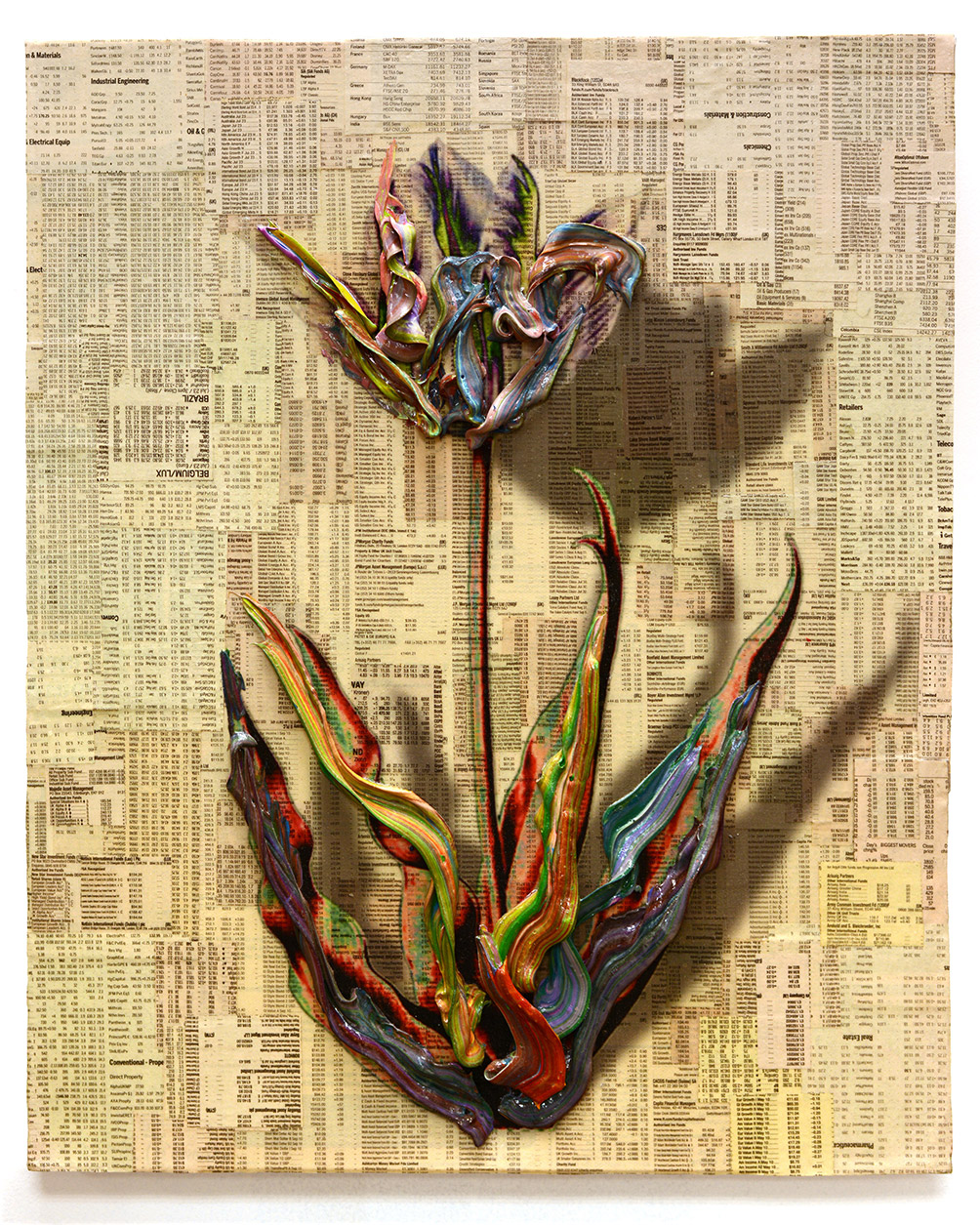 Inverted Tulipbook De Hoer 2013 Gordon Cheung