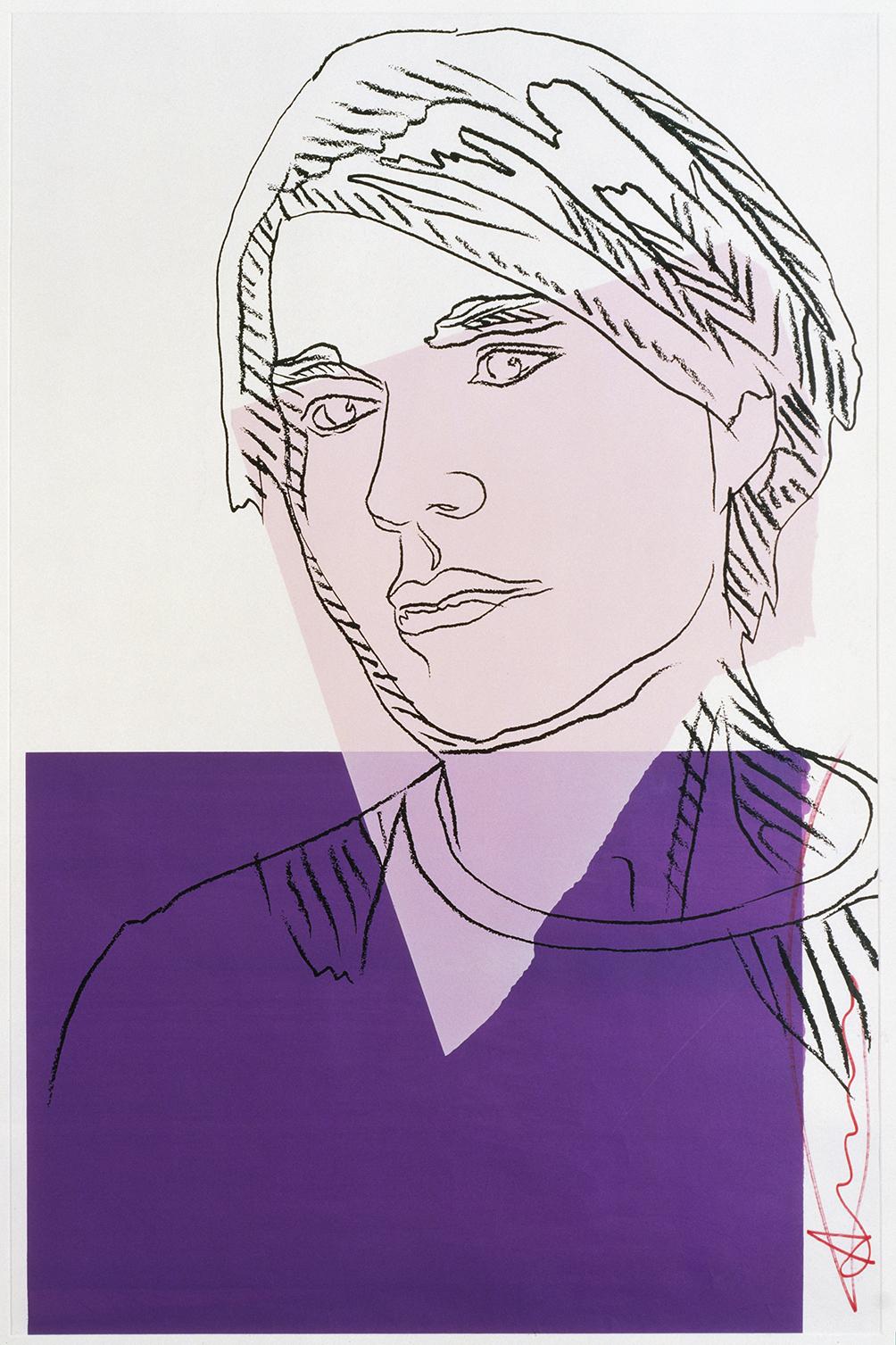 Self Portrait 1978 Andy Warhol The Andy Warhol Foundation For The Visual Arts Inc Dacsartimage 2018